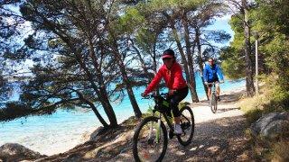 Balade Vélo Croatie