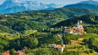 campagne nature slovene