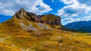 Parc national du Durmitor - circuits sur mesure Monténégro Europe