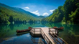Parc national de Biogradska gora Montenegro
