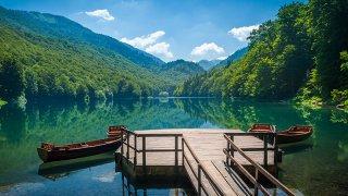 Lac biograd - vacances famille montenegro
