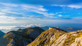 Parc national du Lovcen Montenegro
