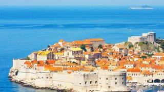 Remparts de Dubrovnik - circuits culturels Croatie Europe