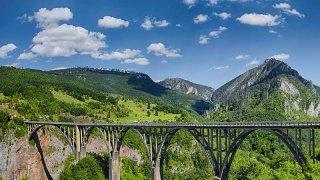 Pont de durdevica - vacances famille montenegro