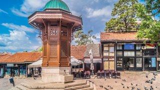 Sarajevo - circuits culturels et historiques Bosnie