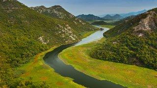 Lac de skadar - vacances sur mesure montenegro