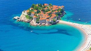 Sveti stefan - vacances famille montenegro