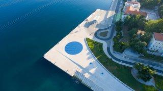 Salut au Soleil, Zadar, Croatie