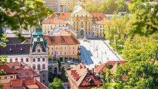 Ljubljana capitale - Circuits sur mesure Slovénie europe