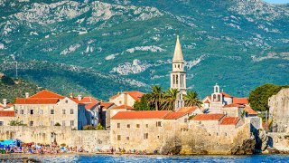 Budva cote adriatique - circuits d'exception Montenegro Europe
