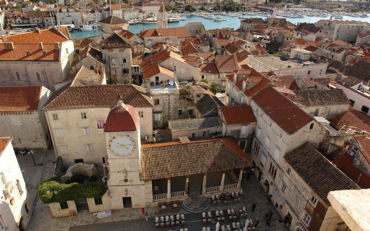 La ville médiévale de Trogir - Kastel Gomilica Dubrovnik - La Forteresse de Klis - Circuits sur mesure Croatie