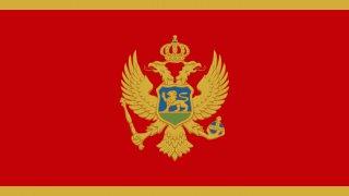 Drapeau du Montenegro
