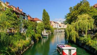 Ljubljana - Circuits sur mesure Slovénie Europe