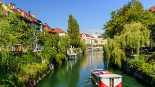 Ljubljana - vacances sur mesure slovenie europe