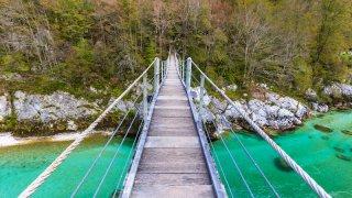 Riviere soca en famille - Vacances sur mesure Slovenie europe