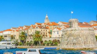 Ile de korcula - vacances croatie terra balka