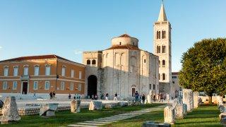 Un long week-end à Zadar