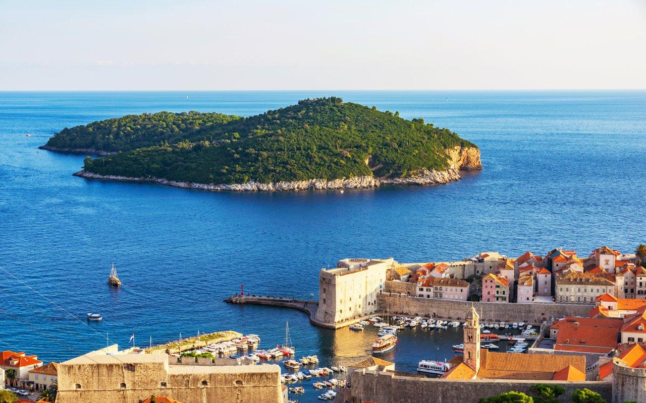 Dubrovnik et l'île de Lokrum - Centre ville de Ljubljana - Circuits sur mesure Croatie