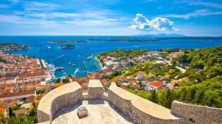 croatie adriatique ile hvar unesco