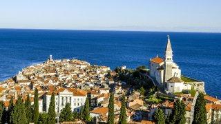 Piran cote adriatique - vacances famille sur mesure Slovénie Europe