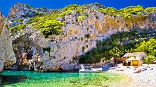 adriatique croatie ile de vis
