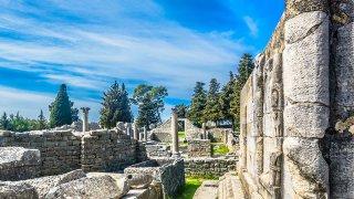Split solin site unesco - Vacances en famille sur mesure croatie europe