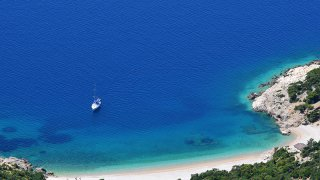 Adriatique croatie ile de cres