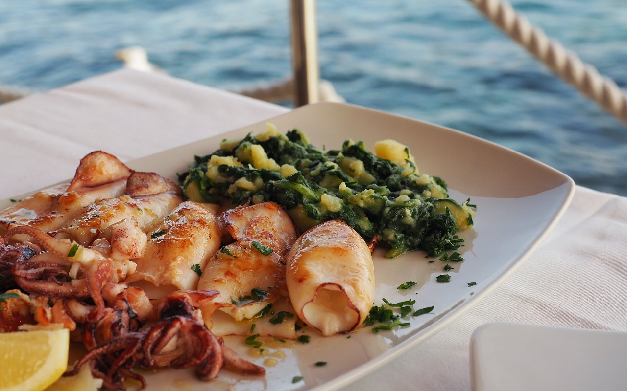 gastronomie mediteranéenne - circuits personnalisés Croatie Europe