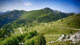 Parc national du velebit en Croatie
