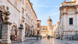 Un long weekend à Dubrovnik