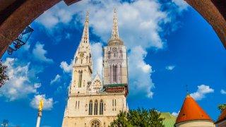 cathedrale zagreb - vacances sur mesure croatie