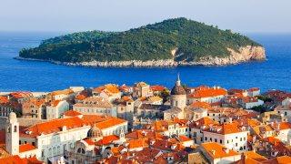 Dubrovnik site unesco - Vacances en famille sur mesure croatie europe