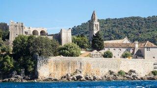 Ile de lopud site unesco - vacances famille croatie terra balka