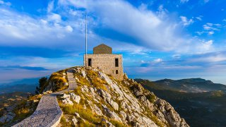 parc lovcen - vacances sur mesure montenegro