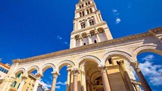 Split site unesco - vacances sur mesure croatie europe