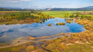Lac de Cerknica - Circuits sur mesure Slovénie Europe