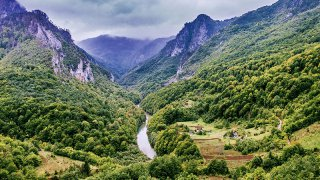 canyon de la tara - Circuits sur mesure terra balka Montenegro