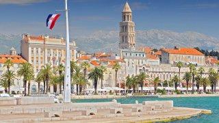 Split site unesco - Vacances en famille sur mesure croatie europe