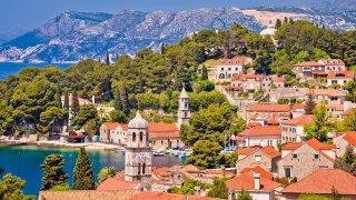 Croatie adriatique cavtat
