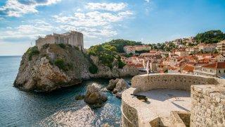 Adriatique croatie ile de hvar