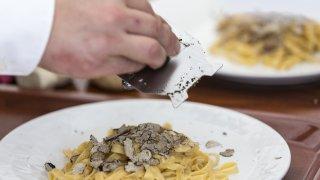 gastronomie croatie truffes istrie