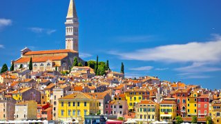 Rovinj istrie - Circuits sur mesure Croatie europe