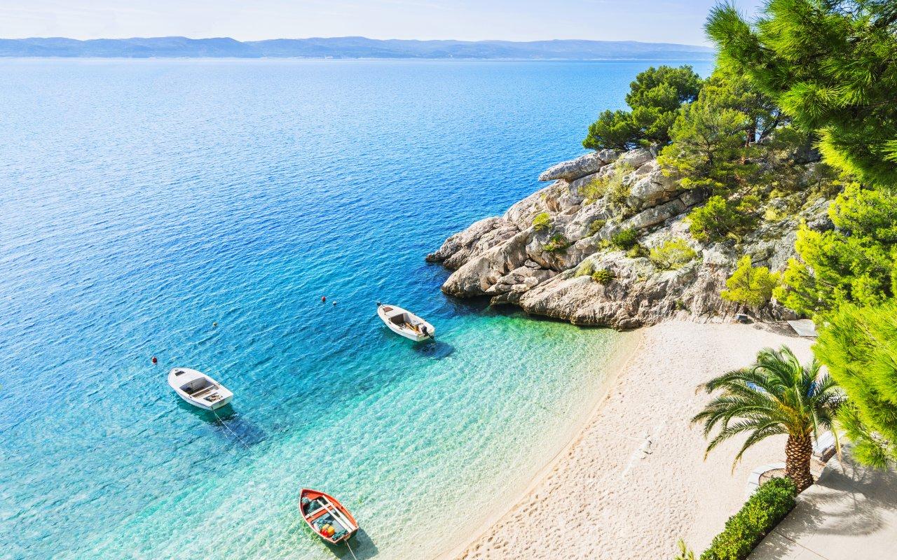 Brela Makarska - circuits personnalisés Croatie Europe