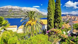 Ile de korcula - vacances sur mesure croatie europe