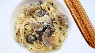 gastronomie de la croatie - truffes