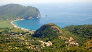 Buljarica cote adriatique - vacances famille montenegro