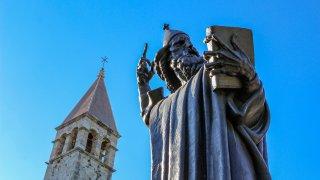 Mestrovic, le plus célèbre sculpteur de Croatie
