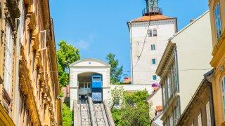fun fact croatie atypique funiculaire Zagreb - Terra Balka voyages Croatie