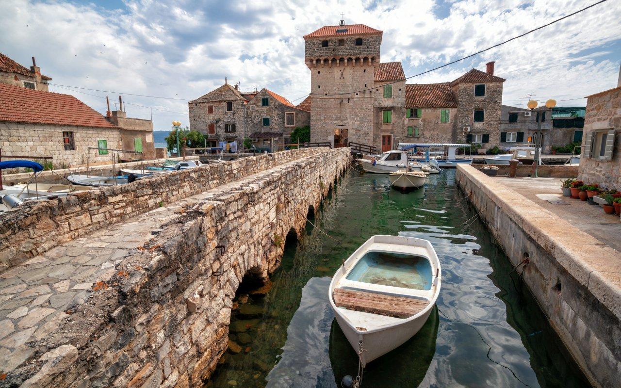 Kastel Gomilica Dubrovnik - La Forteresse de Klis - Circuits sur mesure Croatie