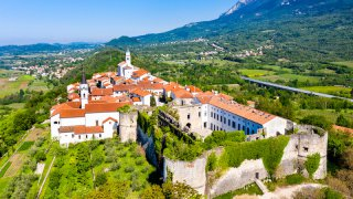 Vallée de la vipava - vacances famille sur mesure Slovénie Europe